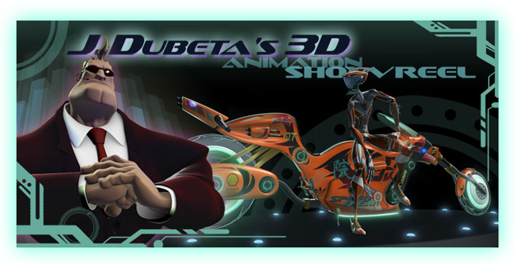 Jay Dubeta's Digital Arts Portfolio