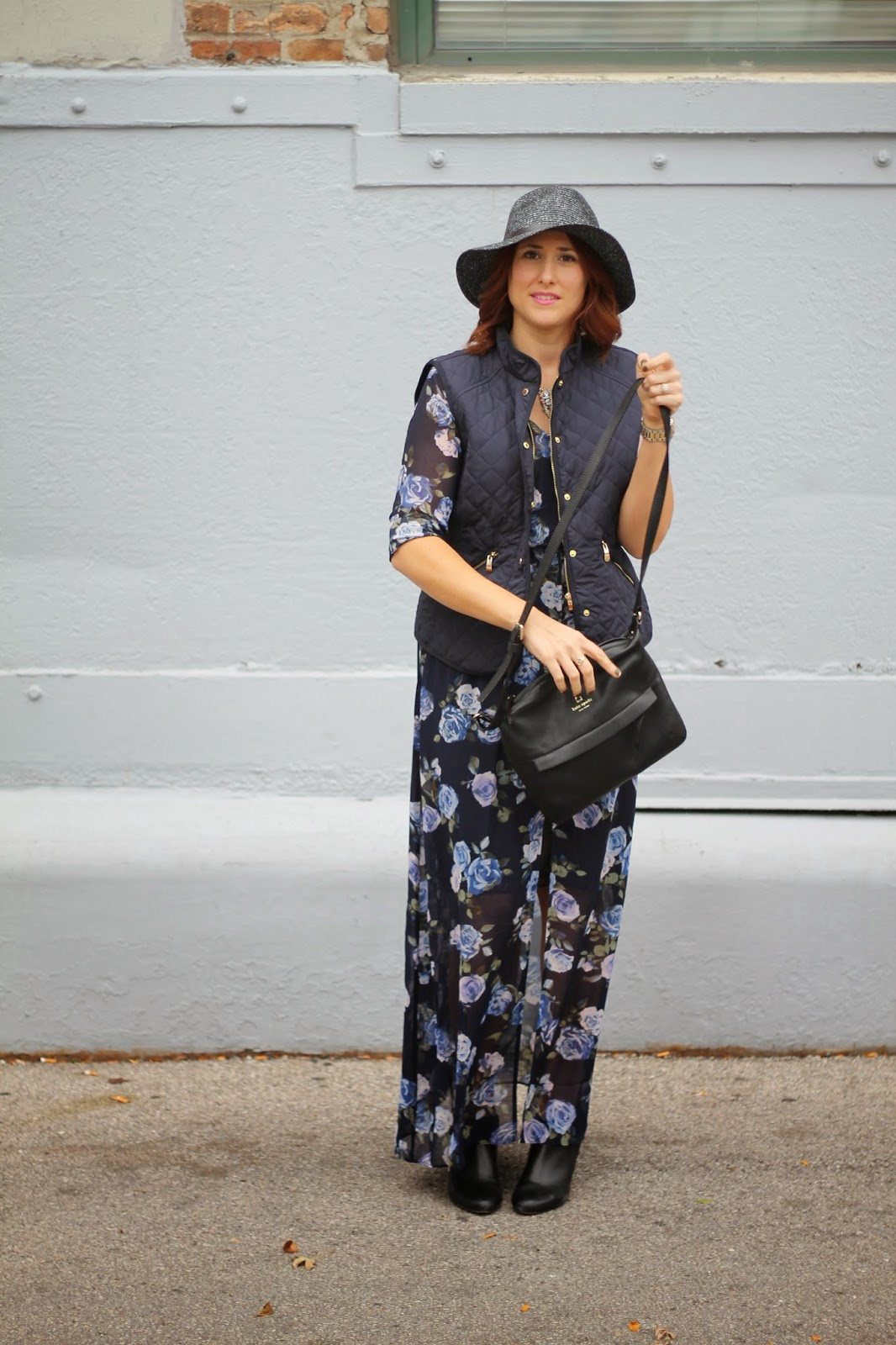 forever, 21, floral, maxi, dress