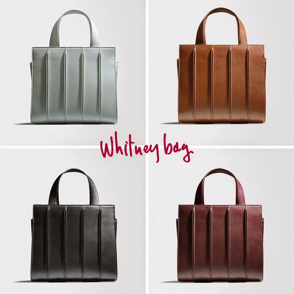 WHITNEY BAG BY MAX MARA AND RENZO PIANO - KALEIDOSCOPIC MIRROR 45c7950e783