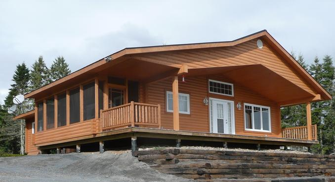Prefab homes and modular homes in canada gebhardt for Prestige homes new brunswick