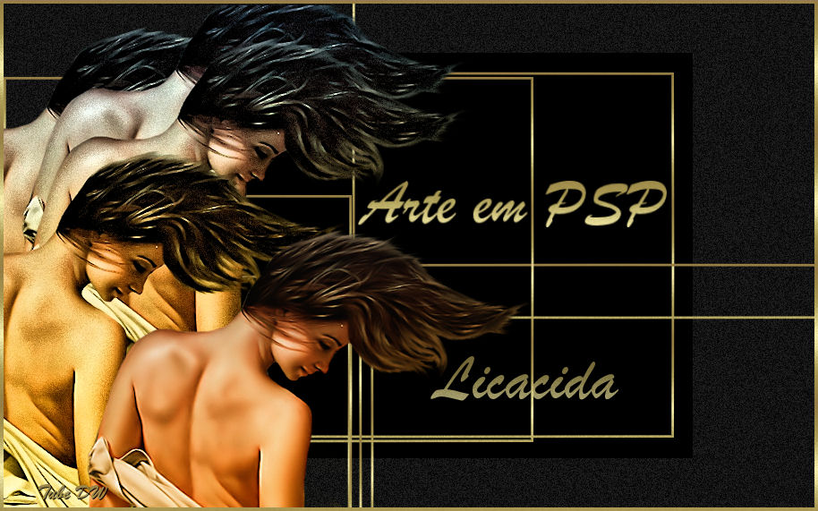 Arte em PSP LicaCida