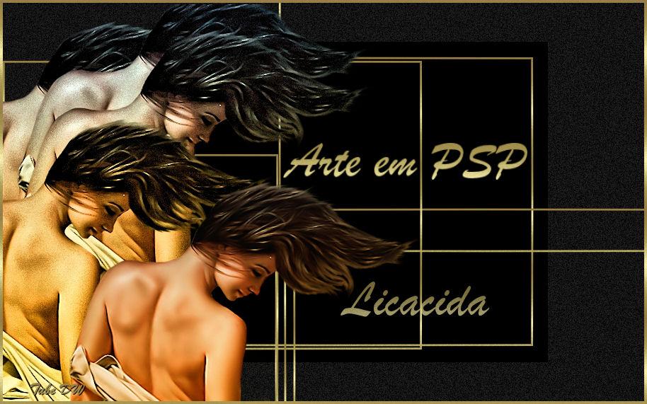 Arte em PSP LicaCida