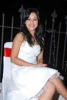 Ritu Barmecha Lovely Young Actress