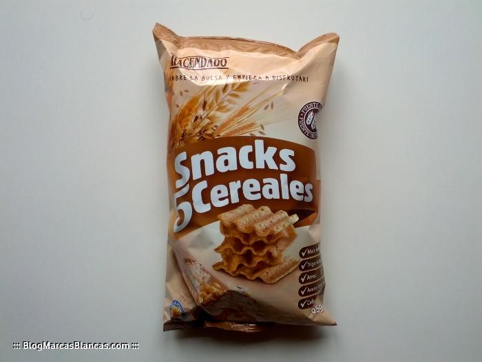 Snack 5 cereales HACENDADO el blog de las marcas blancas
