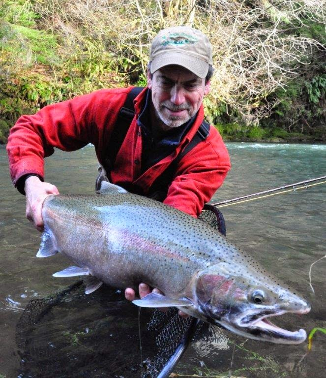 Fly fish oregon water time report oregon 39 s winter for Oregon fishing season