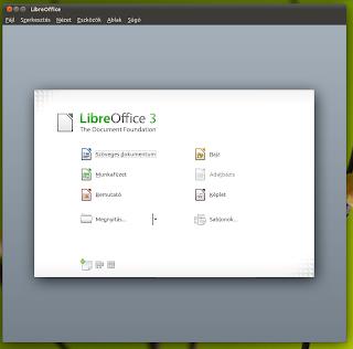 Ubuntu Linux 11.04 Libre Office