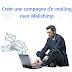 Créer une Campagne d'e-mailing en 4 étapes avec Mailchimp