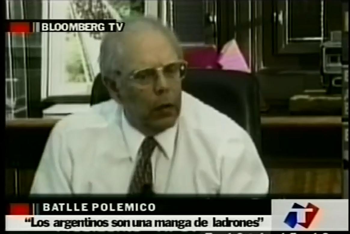 Jorge Batlle acusó a tupamaros por el Golpe de Estado del 73