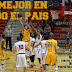 El mexicano Alex Herrera dominando el basquetbol de la NCAA División II