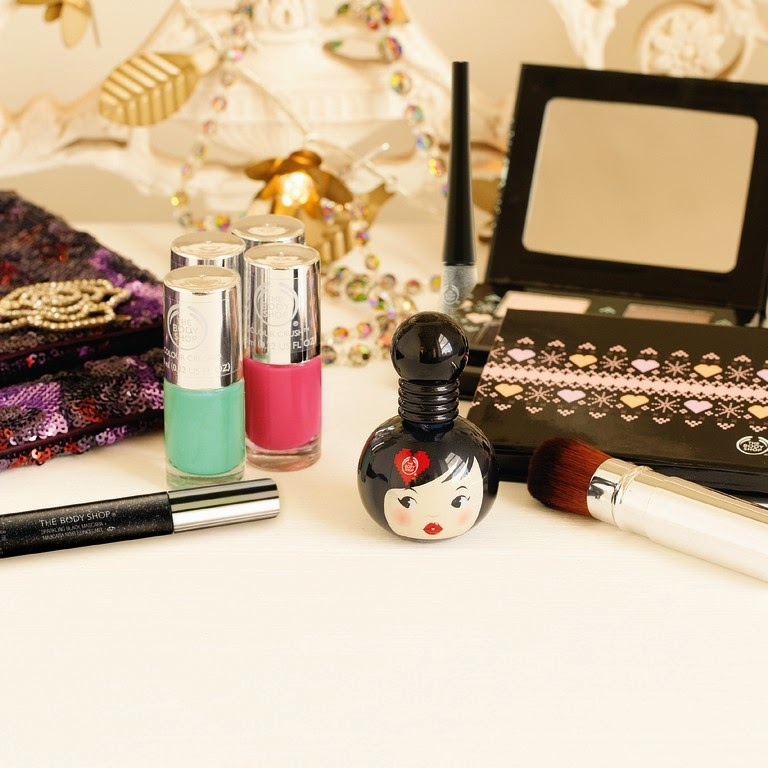 Maquillaje Navidad The Body Shop