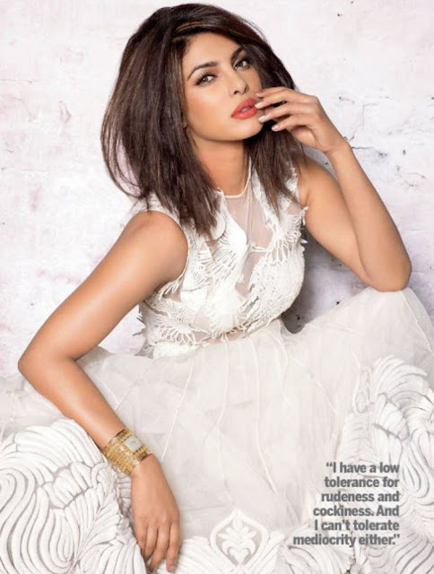 Priyanka Chopra Hot Photoshoot for FEMINA Magazine Photos