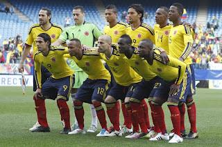 Colombia favorita en la Copa América