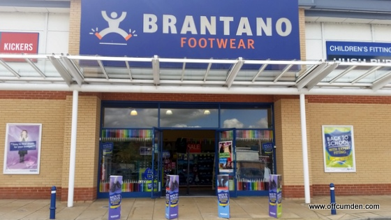 Nearest Shoe Store Claiborne
