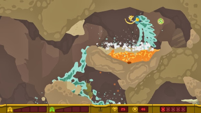 PixelJunk Shooter PC Full Español