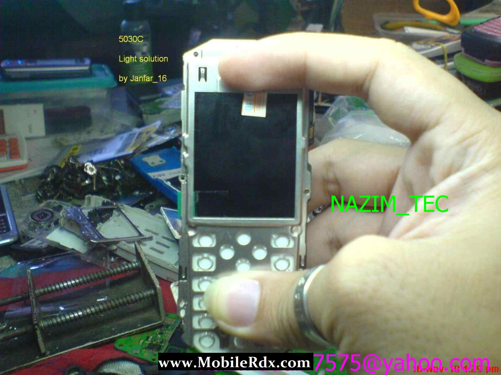 lcd light problem if you are having one of these problems check these