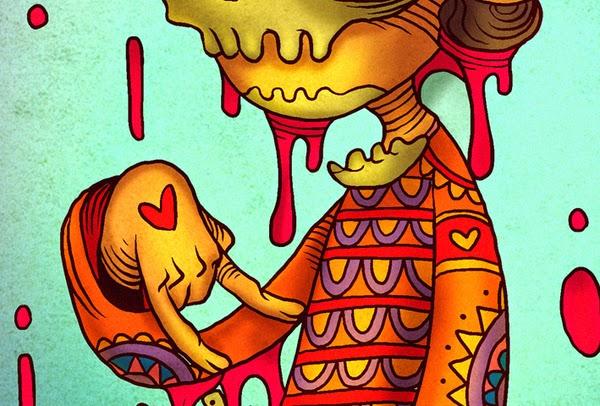 Raul Urias Illustrations - NEONMOB