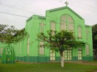 Belterra... Igreja de Santo Antonio