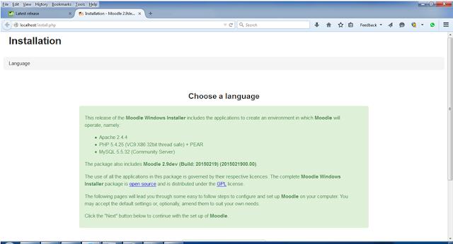 """Tahapan Pembuatan E-Learning dengan Menggunakan """"moodle"""""""