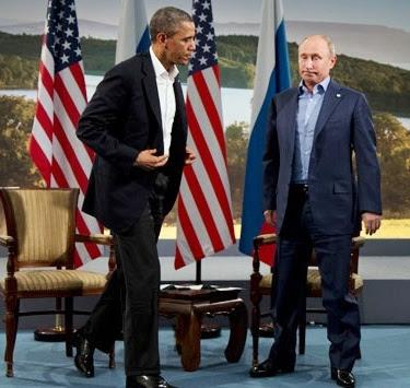 Rusia Tantang Amerika Terkait Tuduhan Senjata Kimia di Suriah