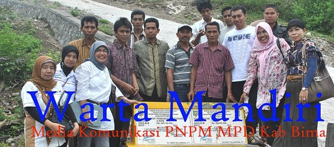 PNPM MPd Kabupaten Bima