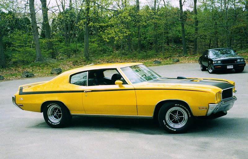 1970 Buick GSX | Auto Restorationice