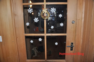 Adventskalender, Homeschool Blog, Bernice Zieba