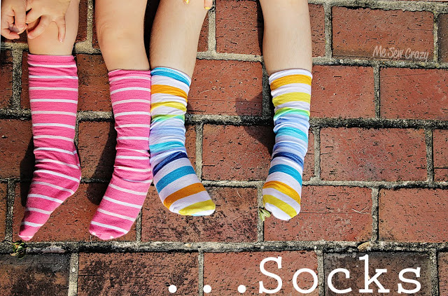socks sewing tutorial