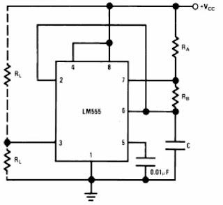 Artikel Monostable Multivibrator