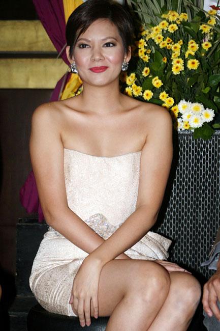 Sexy Pinay Bold Actresses Chynna Ortaleza