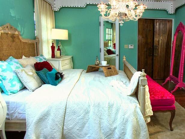1201 ديكورات و اثاث غرف نوم   حوائط و الوان لغرفة نوم مودرن و كلاسيك