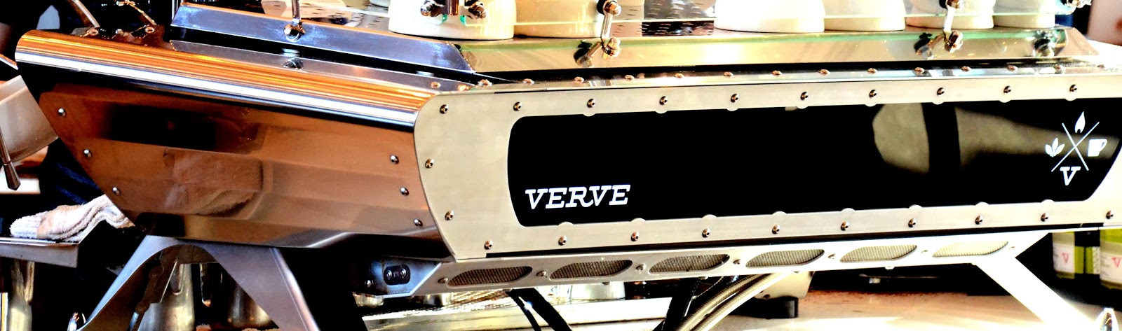 Verve Coffee Roaster - Santa Cruz, Californie, USA