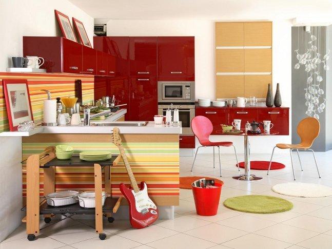 En yeni Mutfak Dolabı Modelleri