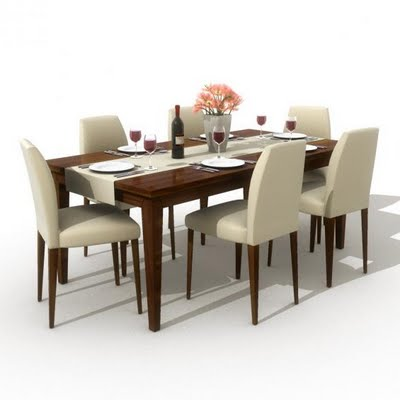Dining table designs an interior design for Dining table set latest design
