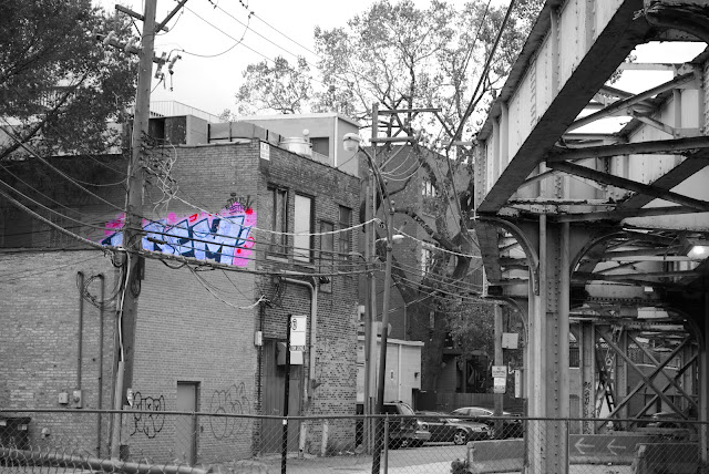 EDEM Chicago Graffiti