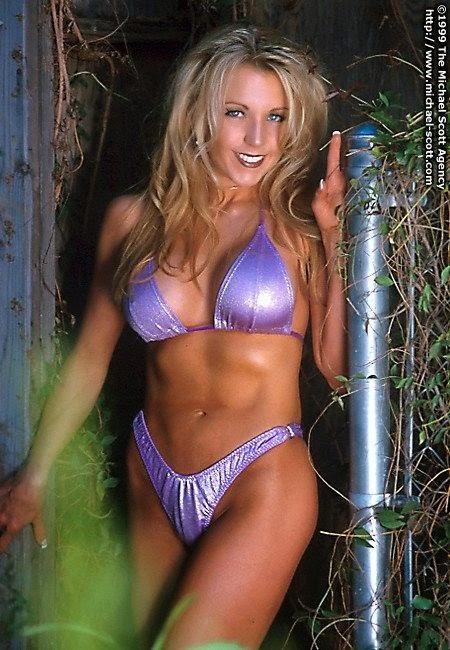Amie Hornaman - Fitness Models