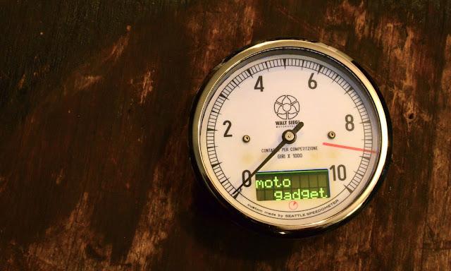 Motogadget Speedometer | Motogadget Speedometer mini | Motogadget Mini Speedo Tacho | Motogadget Dash | Motogadget kit | Motogadget Motorcycle