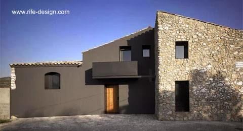 Casa de campo en Olivella cerca de Barcelona