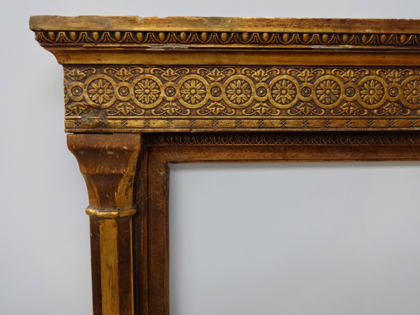 Antique Frame Sale: Large Tabernacle Frame