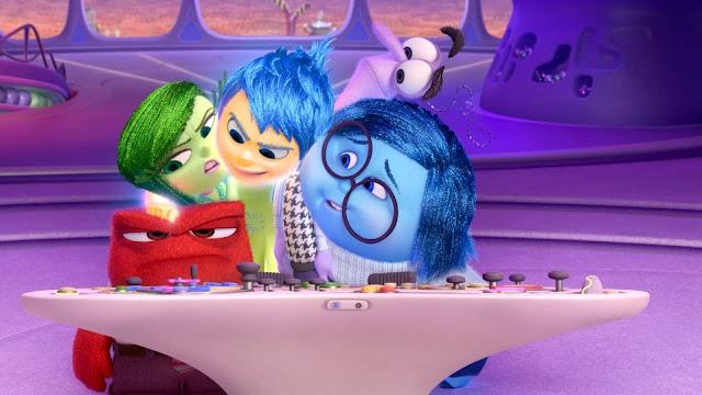 Imagen 2 de Inside Out Del Revés, película de Pixar