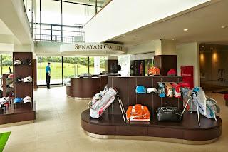 Proshop Senayan Golf Club