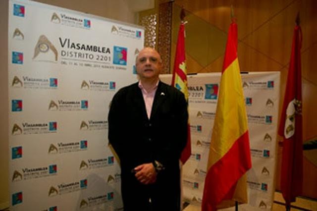 Francisco Arcos Gabriel, visitará Béjar el viernes 25 de octubre.
