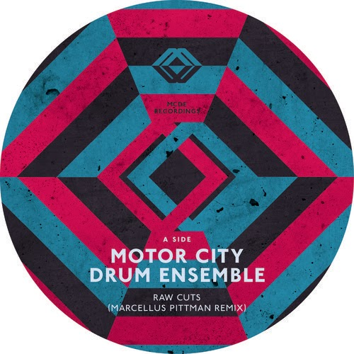 Discosafari - MOTOR CITY DRUM ENSEMBLE - Raw Cuts Remixes - MCDE
