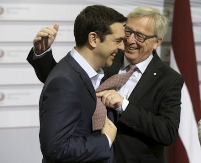 """Έτσι εμπαίζουν οι Ευρωπαίοι""""εταίροι και εταίρες"""" όσους επαιτούν για δανεικά αντί να απαιτούν το δίκαιο"""