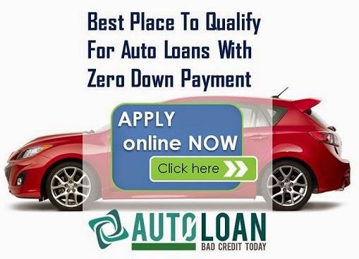 Auto Loans Zero Down Payment