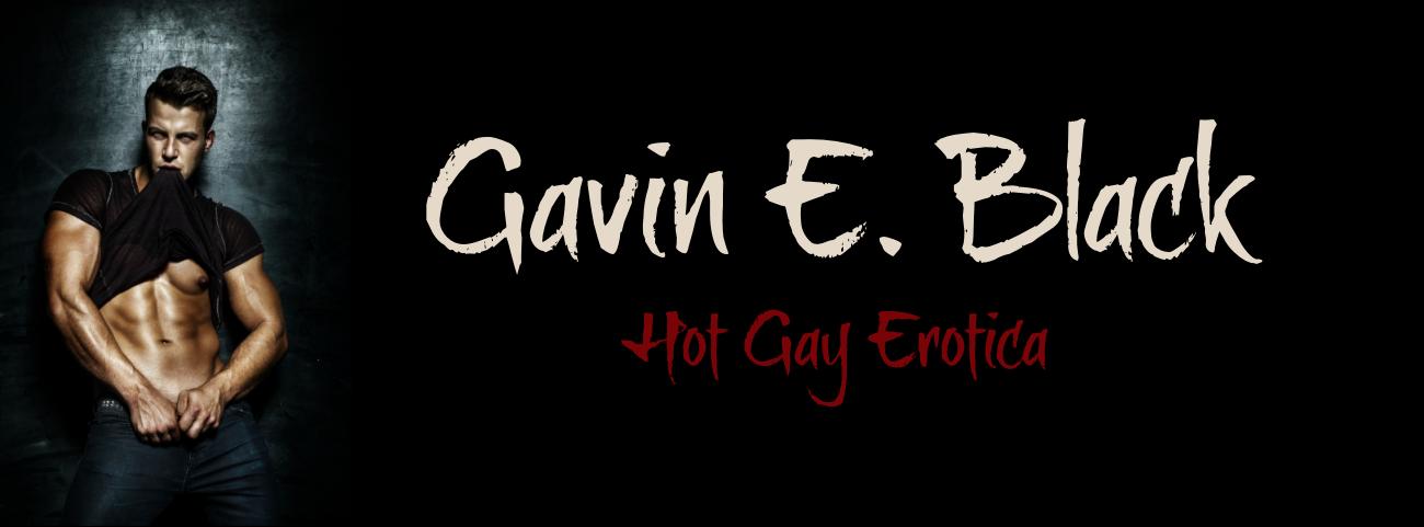 Gavin E. Black - Gay Erotica