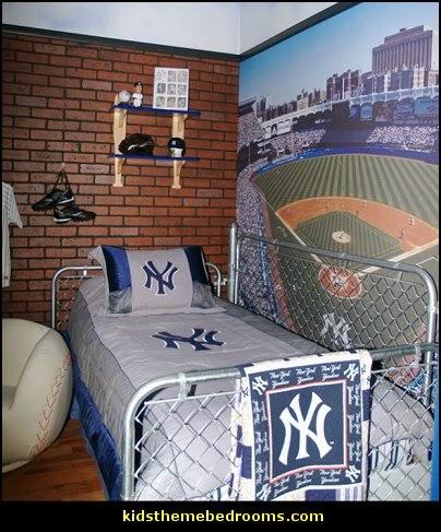 baseball bedroom decor boys baseball theme bedrooms baseball room