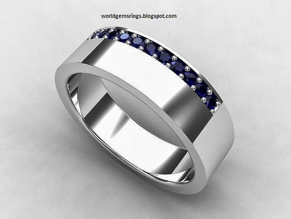 Engagement Ring Blue Sapphire Mens Engagement Rings 66