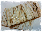 Handmade tea-stained muslin ribbon for sale!!