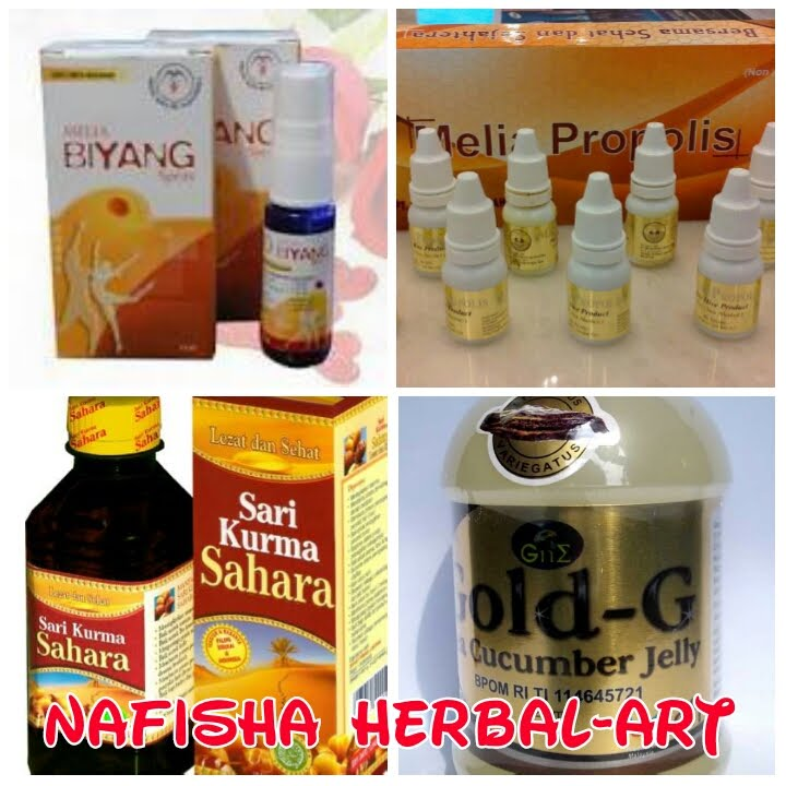 NAFISHA HERBAL ART