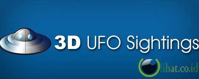 3D UFO Sightings